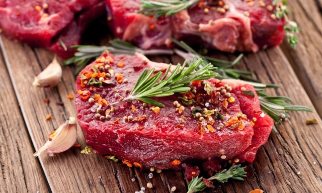 Angebot Fleisch: Rind